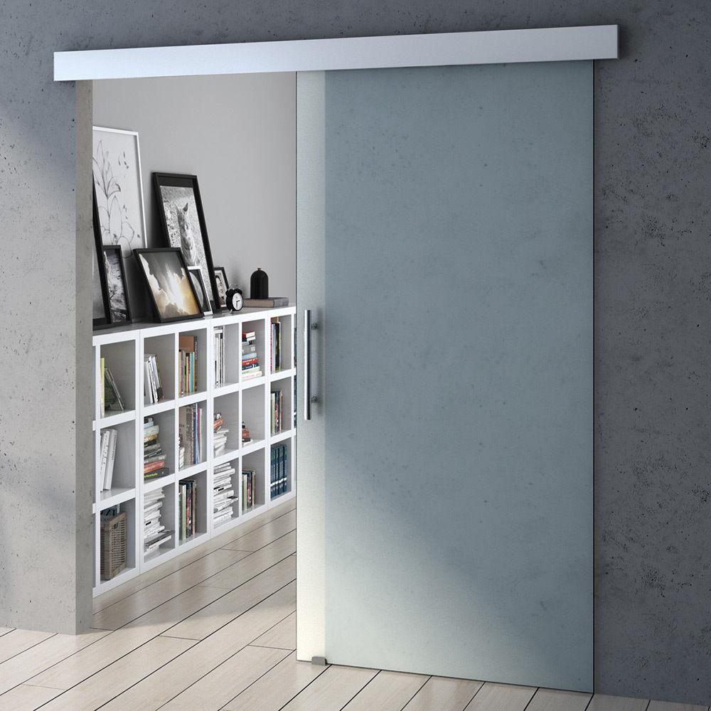 Drzwi przesuwne mrożone Liniger Ostium
