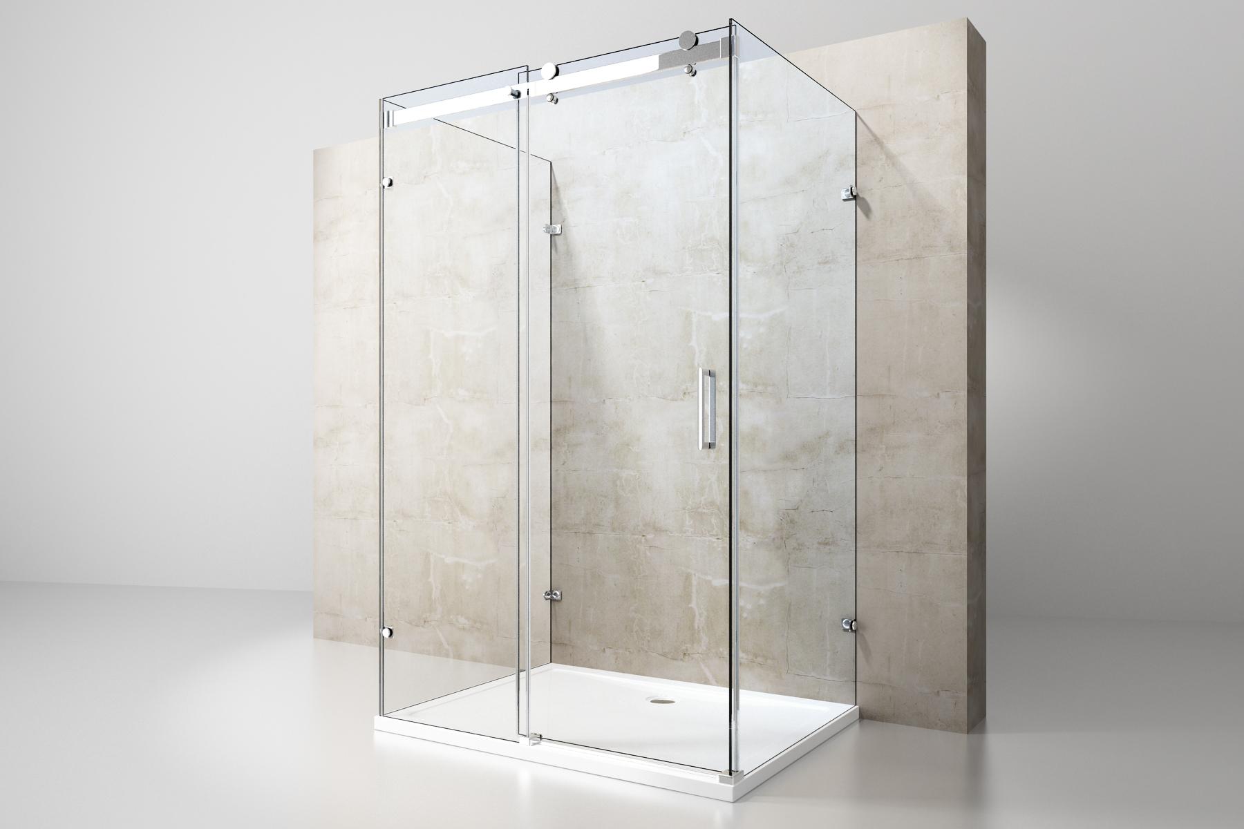 Czym umyć kabinę prysznicową ze szkła?
