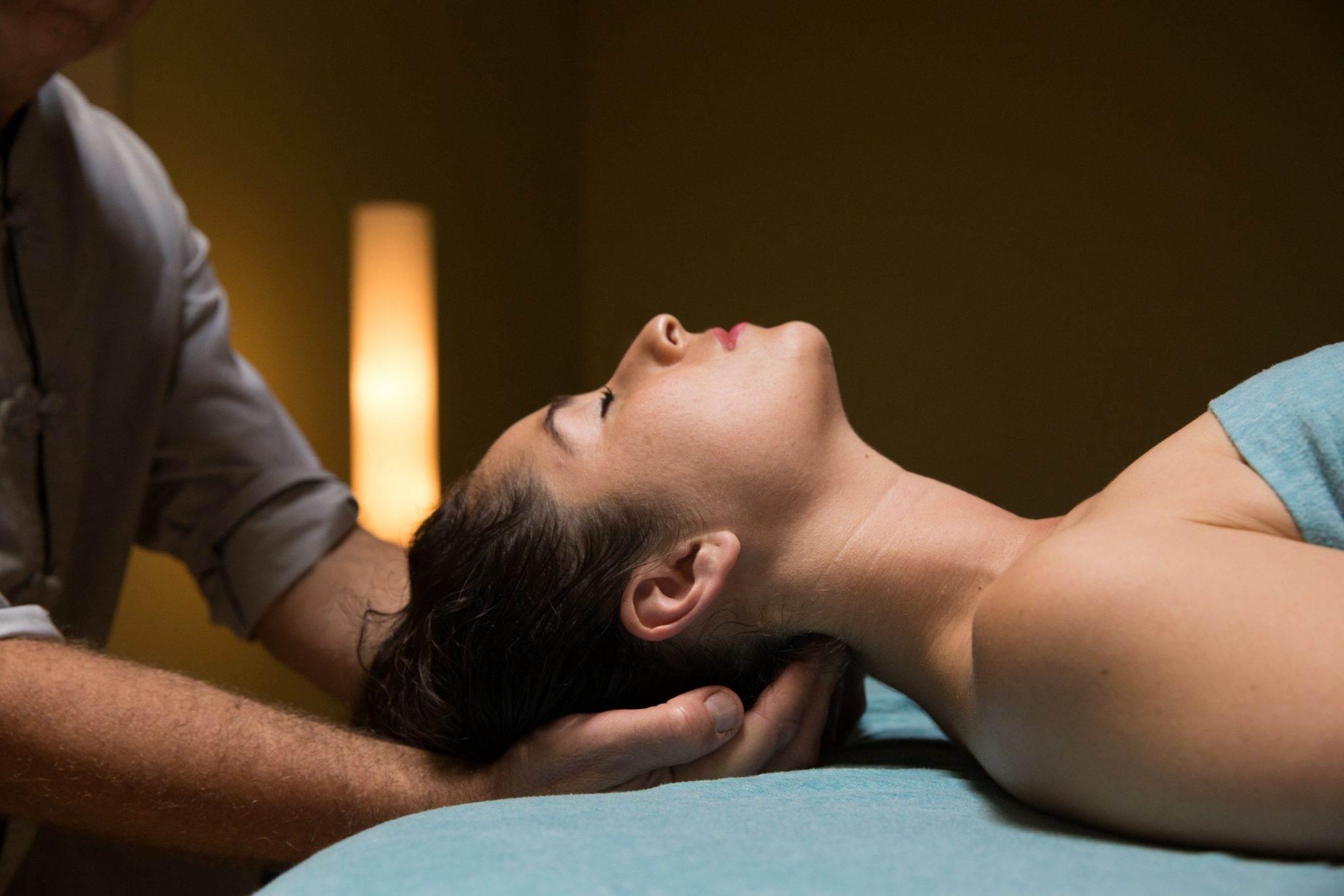massage holistic services