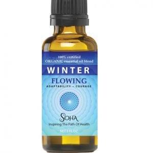 Flowing/Adaptability/Winter/ Water - like Oil Blend