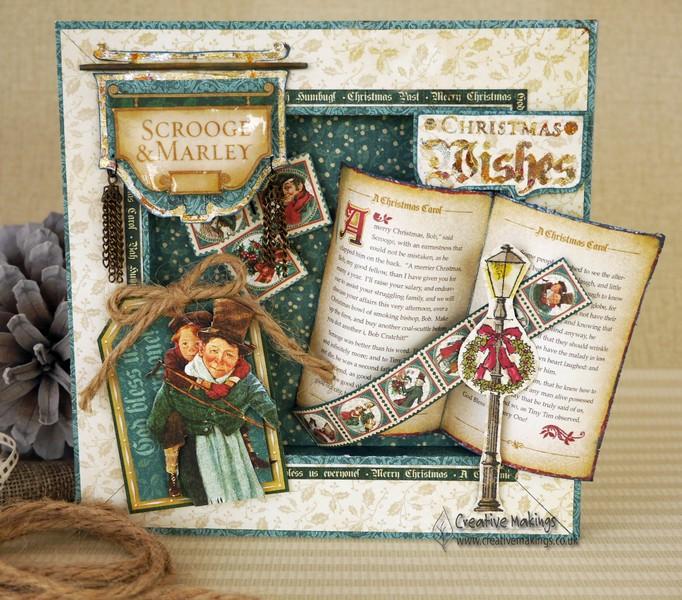 Graphic 45 Christmas Carol