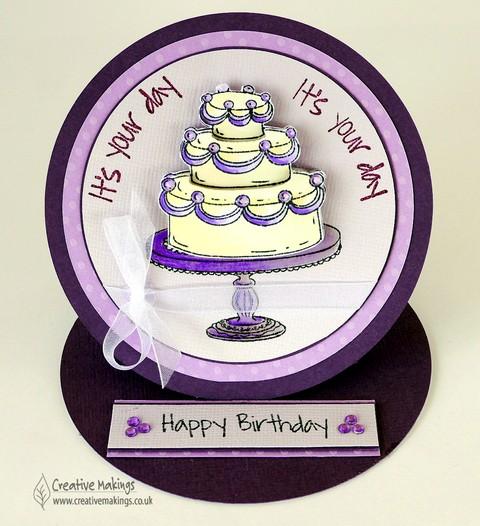 CS29 cake easel