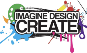 imagine Design Create brand logo