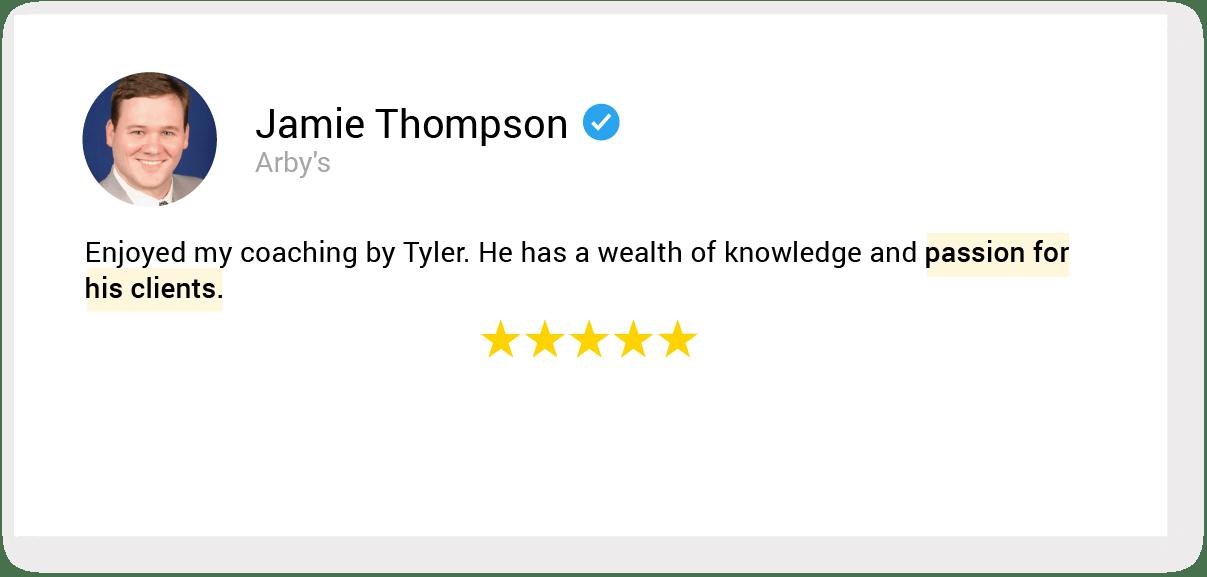 01. testimonial 23 Jamie Thompson