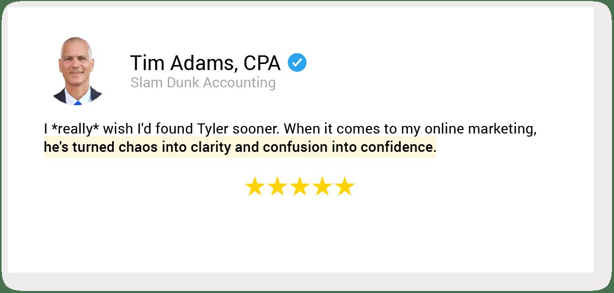 01. testimonial 3 Tim Adams
