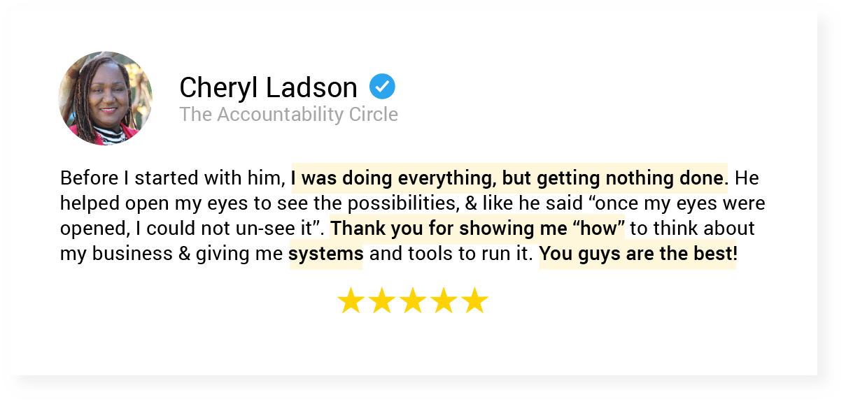 01. testimonial 33 Cheryl Ladson