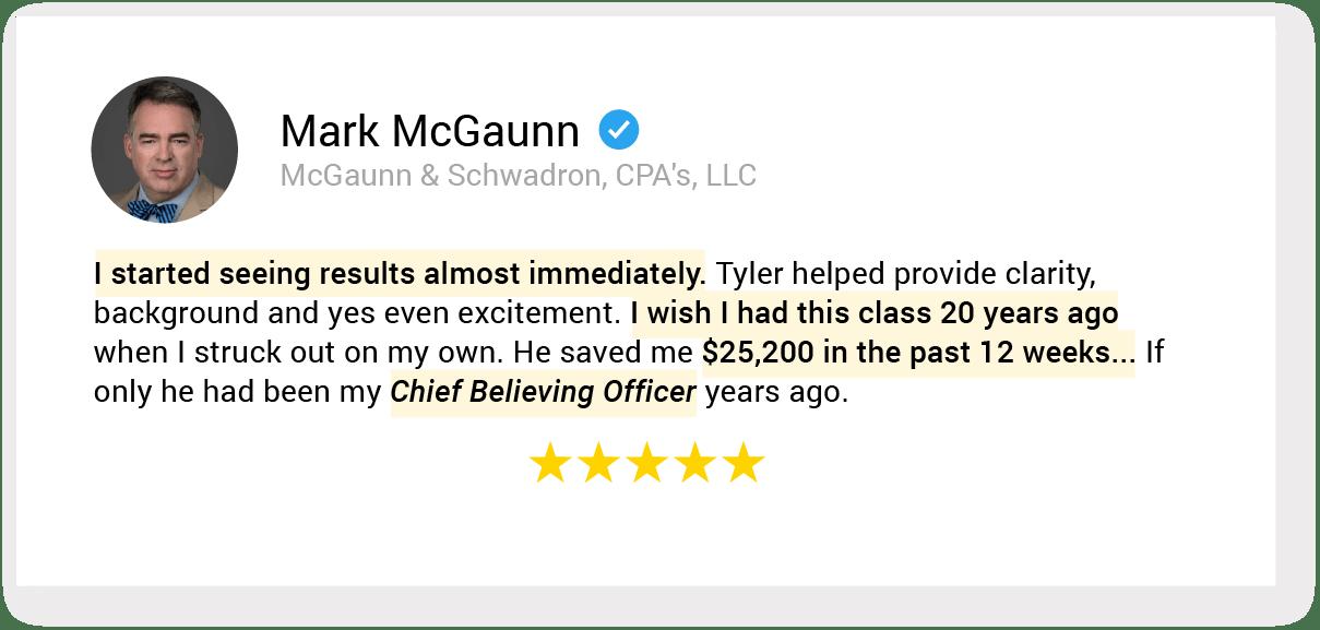 01. testimonial 44 Mark McGaunn