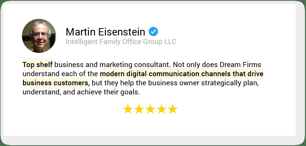 01. testimonial 45 Martin Eisenstein