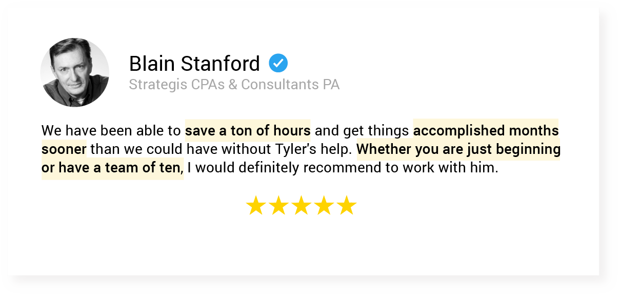 01. testimonial 54 Blain Sanford