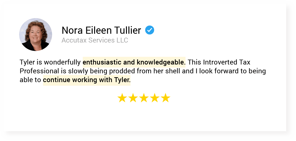 01. testimonial 57 Nora Eileen Tullier
