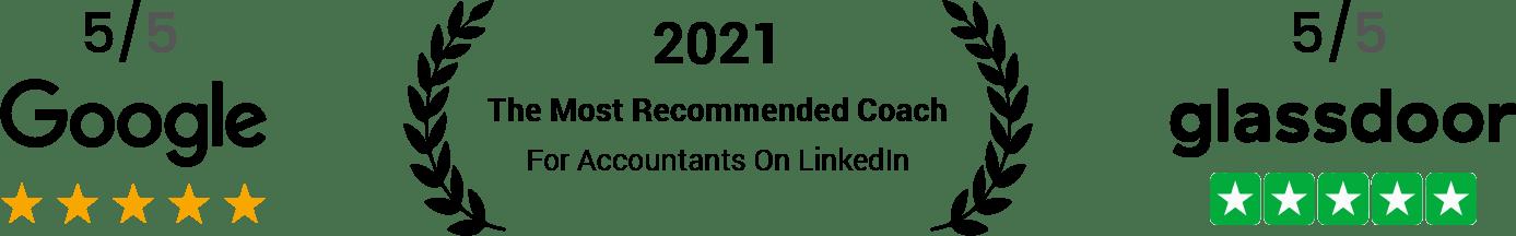 2021.04.06 Linkedin Laurels Badge
