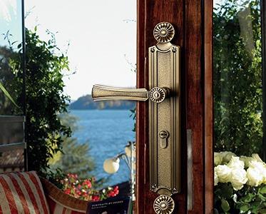 Tür, Fenster und Möbelgriffe
