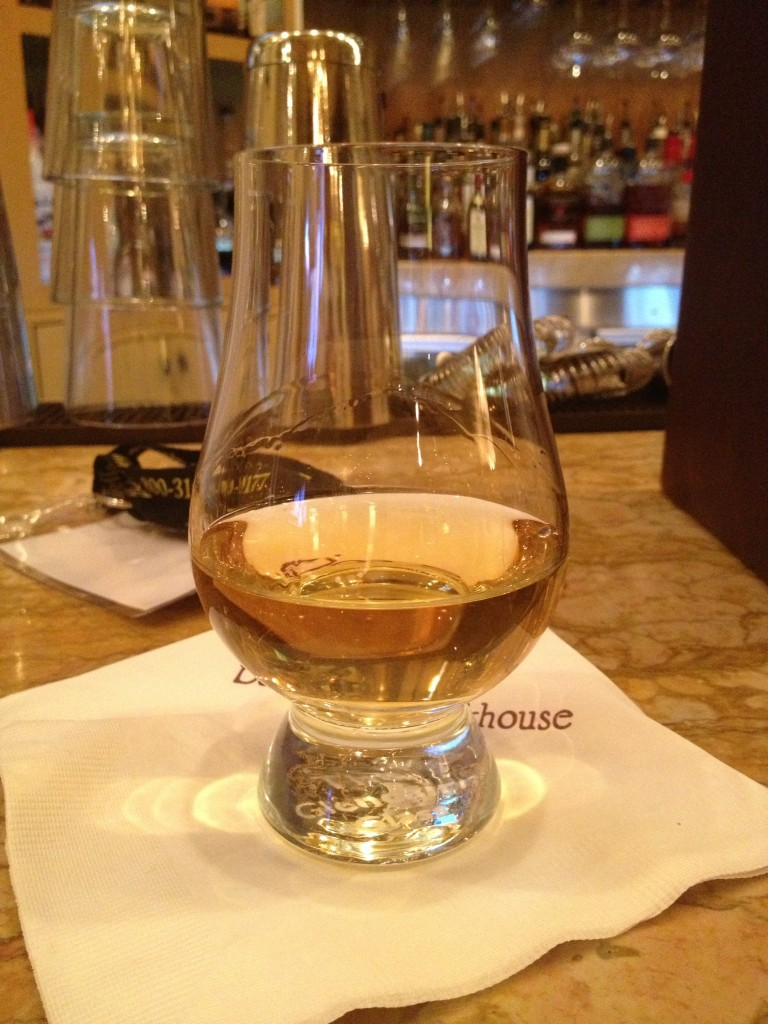 Lochside whisky, whisky