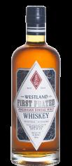Westland Distillery First Peated American Single Malt Whiskey