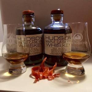 Tuthilltown Spirits Hudson Maple Cask Rye Whiskey