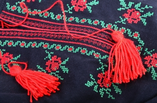 Embroidery Tassar Silk