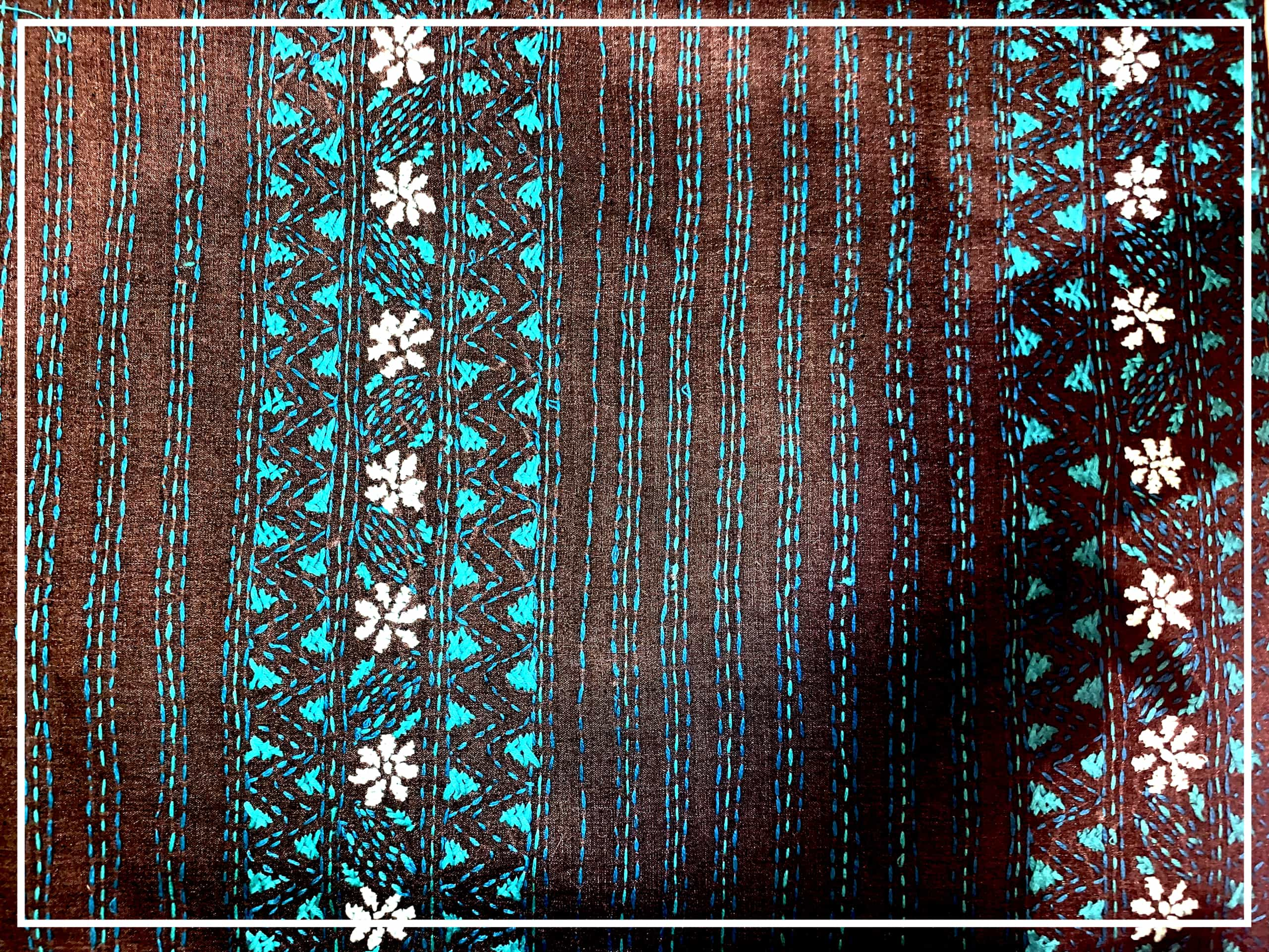 10 Top Facts: Kantha Embroidery