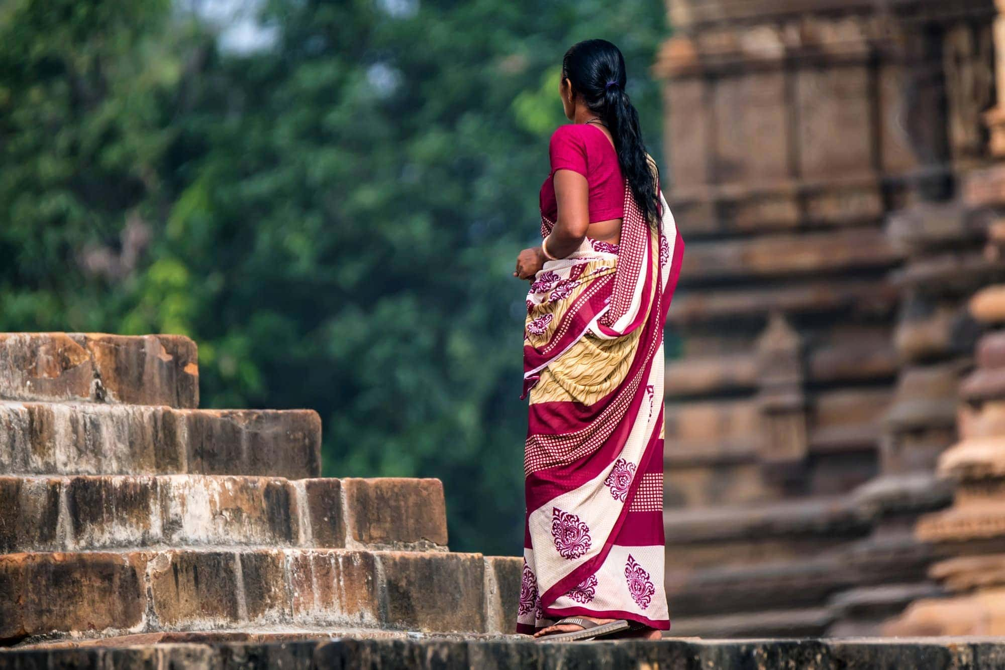 The Story behind Great Indian Saree