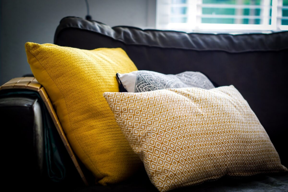 colorful-cushions-on-a-couch