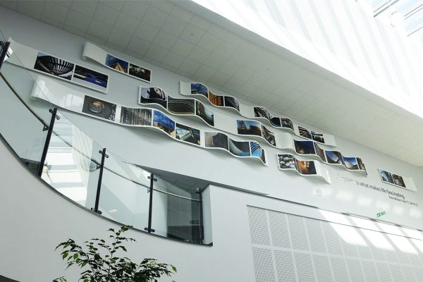 Kelvin Hall School Acrylic Wall Art