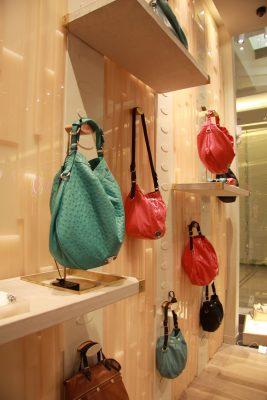 Mulberry Handbag Wall