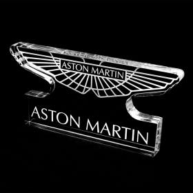 Aston Martin Branding Block