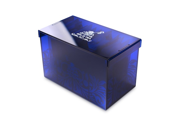 Beefeater Cocktail Masters Kit Blue Acrylic Presentation Case