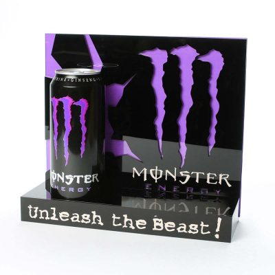 Monster Energy Purple