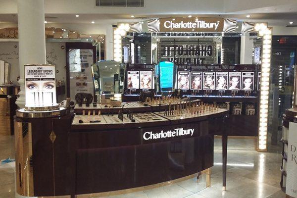 charlotte tilbury 10 looks gallery in store 2