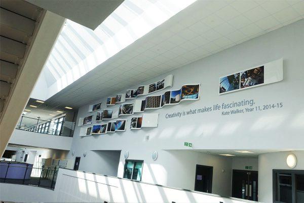 kelvin hall artwork installation complete