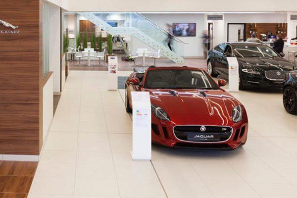 landrover x jaguar showroom 2
