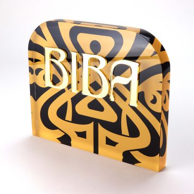 Biba Branding Block
