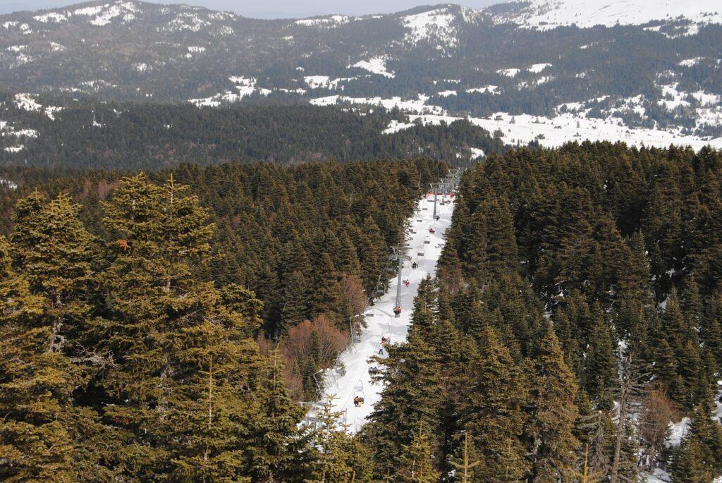 bursa, uludağ, ski