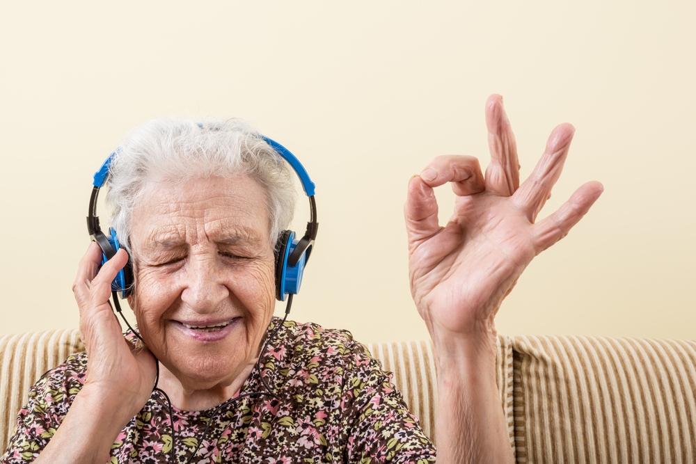 The Power of Music for Dementia Clients