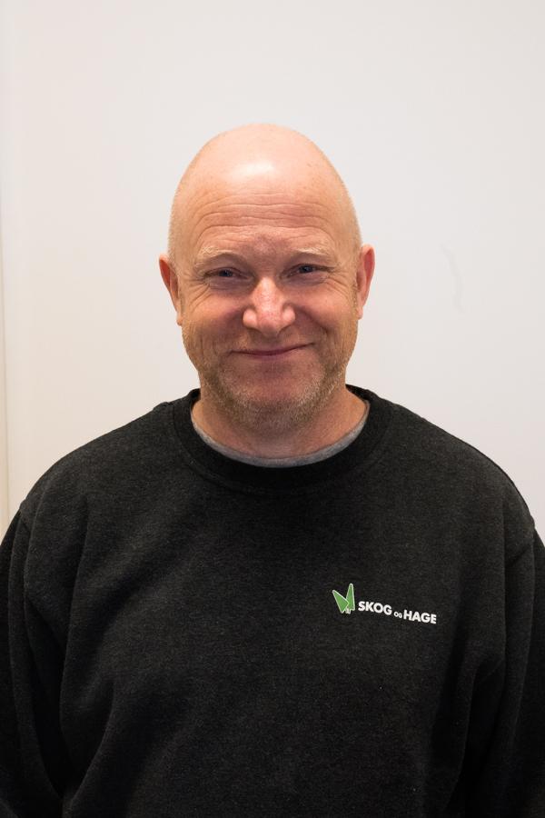 Jan Olav Grønvold
