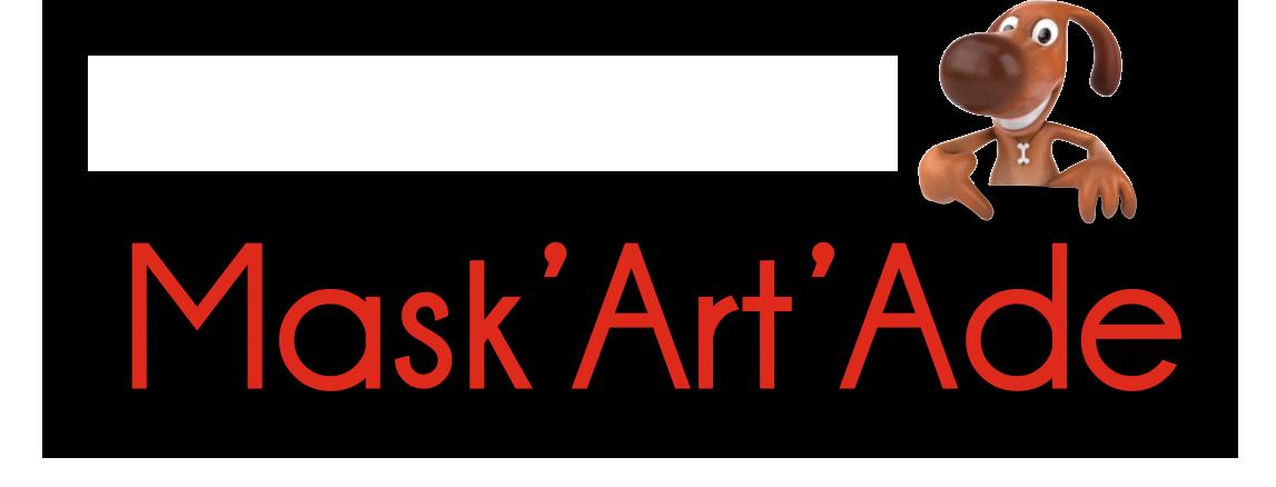 Logo-Mask'art'ade-white