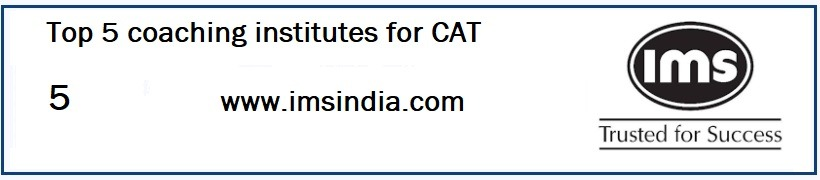 imsindia for CAT Coaching
