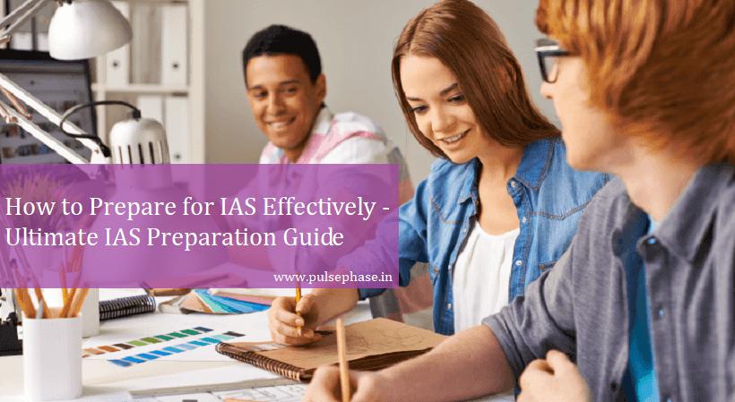 How to Prepare for IAS