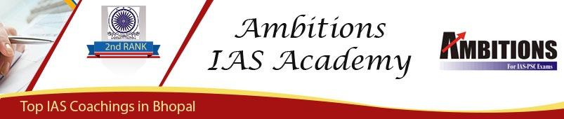 Ambitions IAS Academy