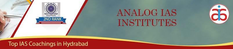 Analog IAS Institute