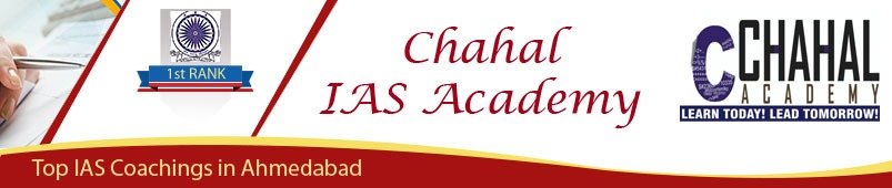 Chahal IAS Academy in Ahmedabad