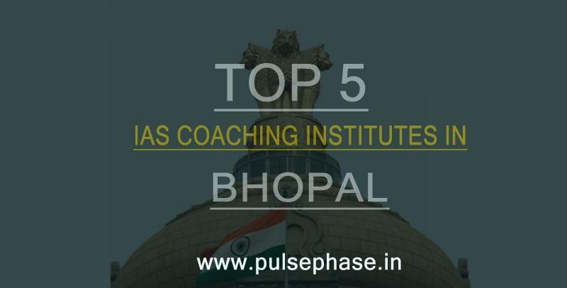Top 5 Coaching Institutes in Bhopal