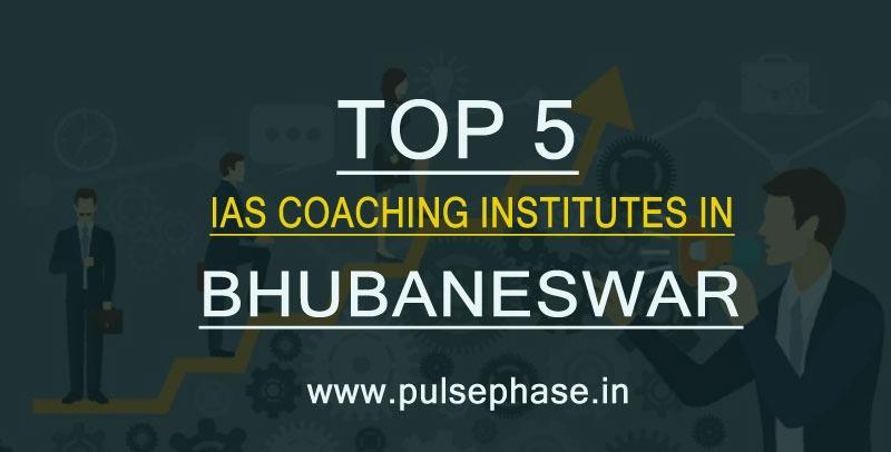 Top 5 Coaching Institutes in Bhubaneswar