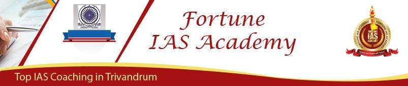 Fortune IAS Academy