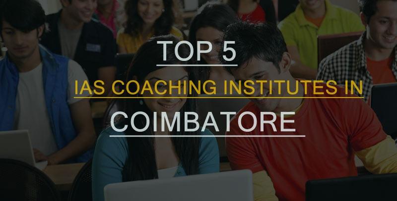 IAS coaching in Coimbatore