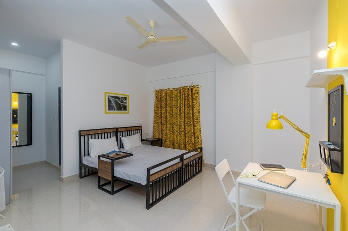 Funished rooms by Oyo life