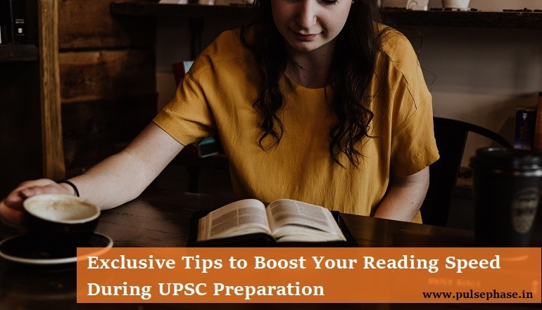 Boost Reading Speed for upsc preparation
