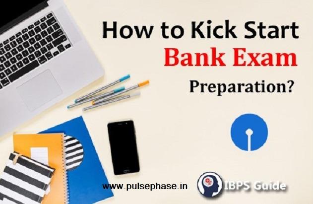 How to Kick Start Bank Preparation