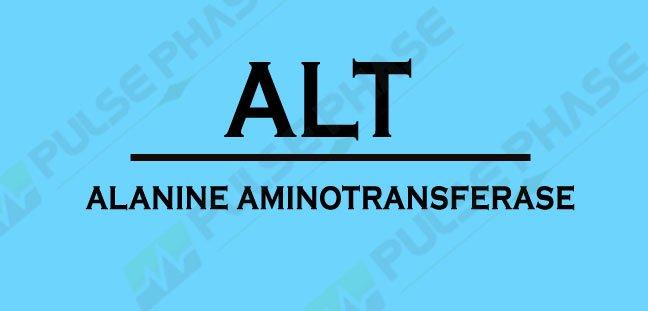 Full form of ALT,