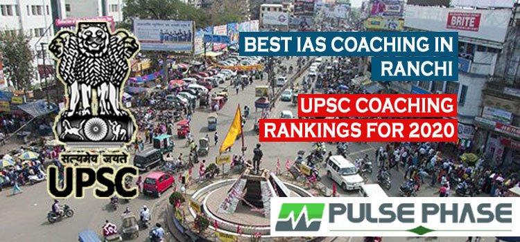 Best UPSC Coaching in ranchi